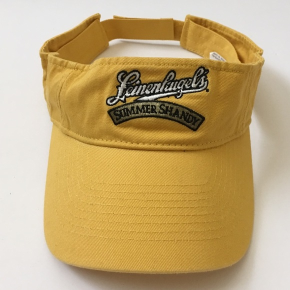 leinenkugel s Other - Leinenkugel s Beer Summer Shandy Yellow Visor 9d5b0783f59